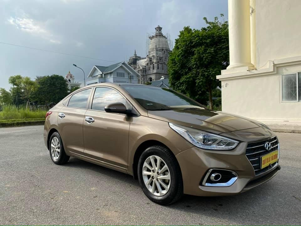 Hyundai Accent 2018 Số sàn 1.4