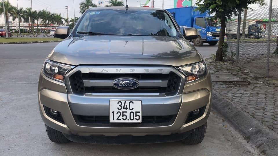 Ford Ranger XLS 2.2 số tự động, máy dầu 1 cầu