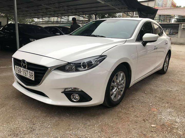 Mazda 3 sản xuất 2017, số tự động