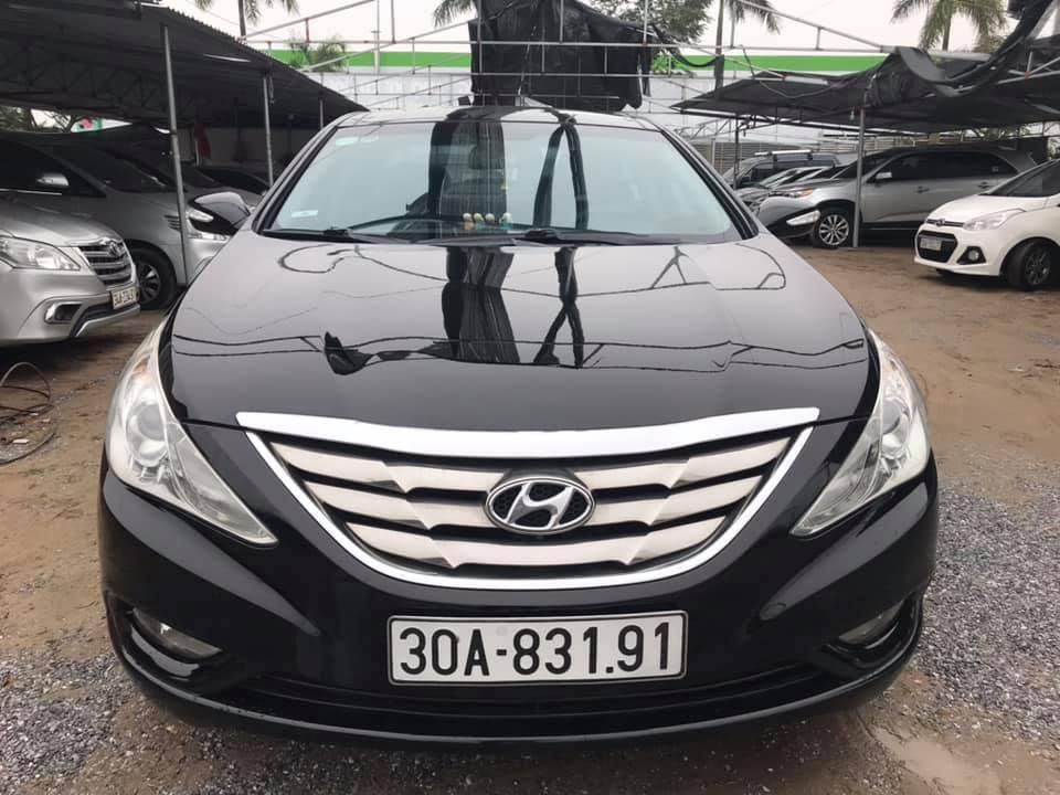 Huyndai Sonata Y20 sx2010 bản nhập khẩu, số tự động