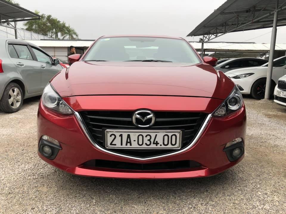 Mazda 3 sx2015 dky 2016 số tự động