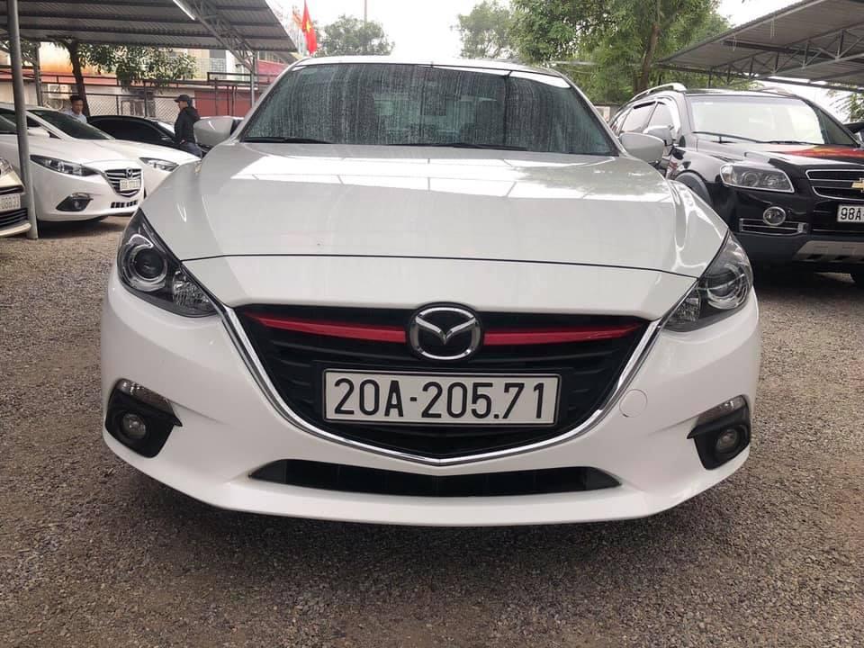 Mazda 3 sx2017