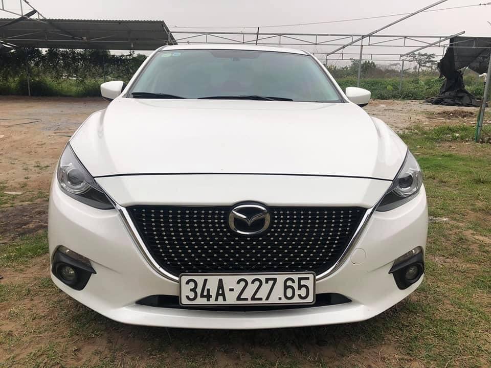 Mazda 2015 số tự động