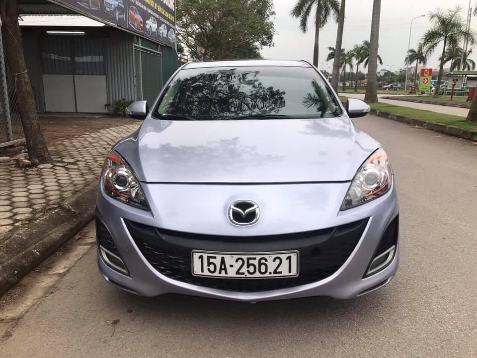 Mazda 3S sx 2009,số tự động xe nhập khẩu