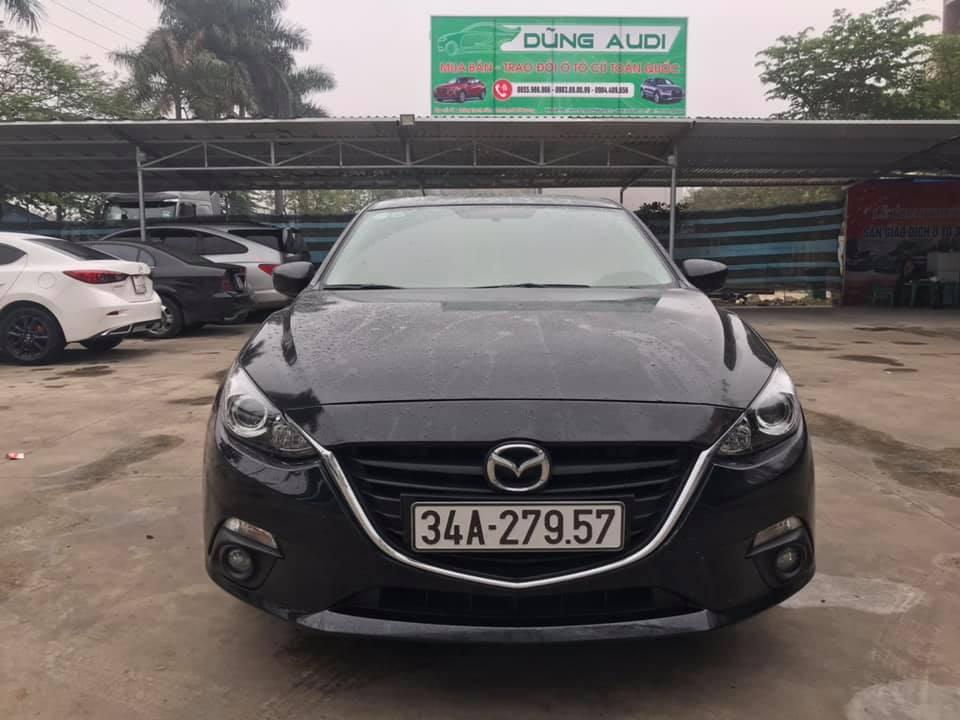 Mazda3 2016 - số tự động
