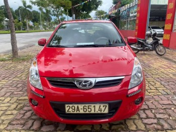Hyundai  i20 sx 2011