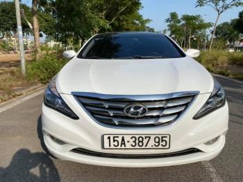 Sonata nhập khẩu 2010 AT 2.0