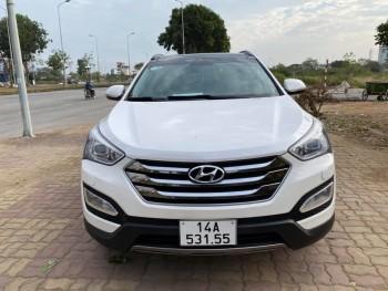 Hyundai santafe 2015 bản 2.4 bản full