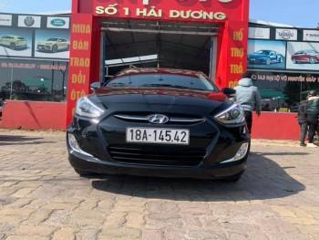 Hyundai Accent sx 2016 blue nhập khẩu nguyên chiếc