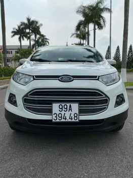 Ford ecosport sx 2014  bản trend