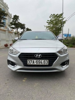 Hyundai Accent 2018 số sàn