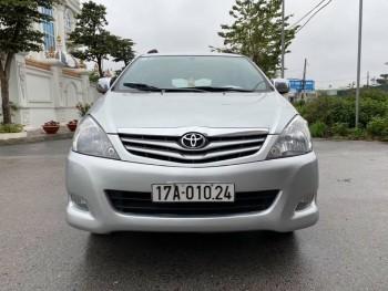 Toyota innova sx 2009 bản G 2.0