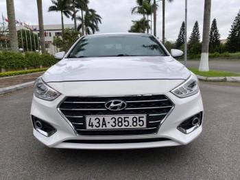 Hyundai accent sản xuất 2018 bản đủ số sàn 1.4