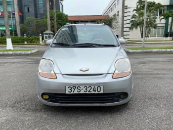 Chevrolet spark sx 2008 số sàn đăng ký lần đầu 2009