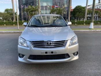 Toyota innova sản xuất 2013 số sàn 2.0E