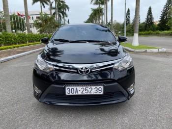 Toyota Vios 2014 số sàn 1.3