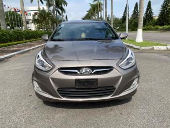 Hyundai Accent sx 2014 số sàn 1.4 nhập khẩu .
