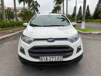 Ford ecosport sản xuất 2016 số tự động 1.5 bản titanium