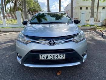 Toyota vios sản xuất 2015 bản E số sàn 1.5