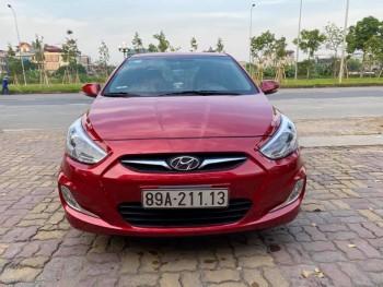 Hyundai accent sx 2014 nhập Hàn, số tự động 1.4