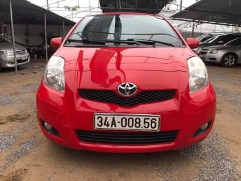 Toyota Yaris sx2010 số tự động, nhập khẩu bản Hatback