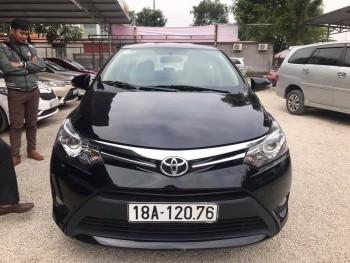 Toyota Vios G 2018 số tự động.