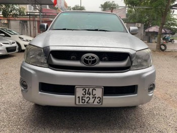 Toyota Hilux sx2009 nhập khẩu số sàn