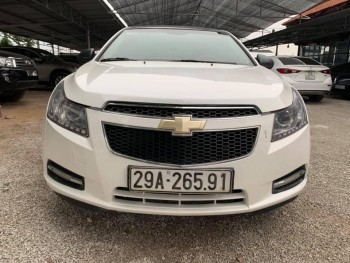 Chevrolet Cruze sx2011 số sàn 1.6