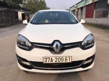 Renault Megane sx 2014 nhập khẩu,số tự động